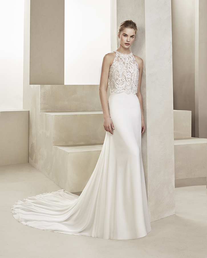 Vestidos de novia goya 121