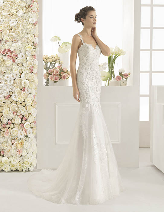 Aire vestidos novia