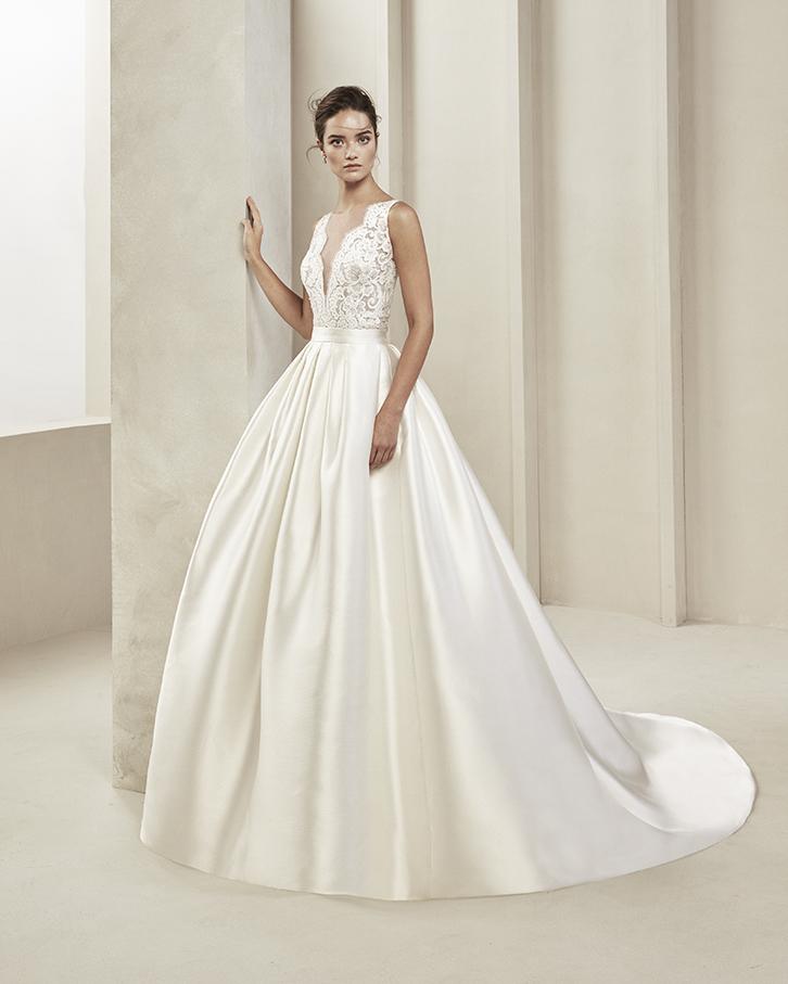 Vestidos novia zaragoza