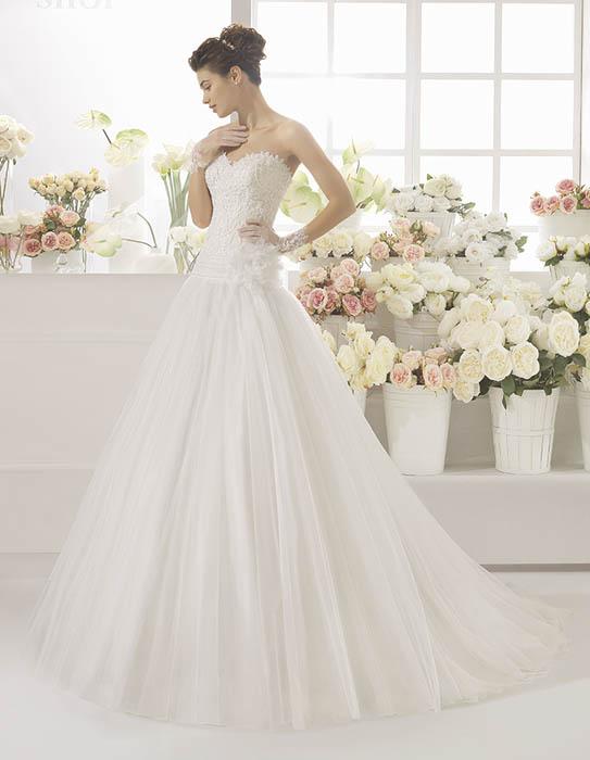 Vestidos novia zaragoza precios